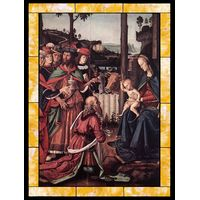 Adoration of the Kings (Epiphany) 1