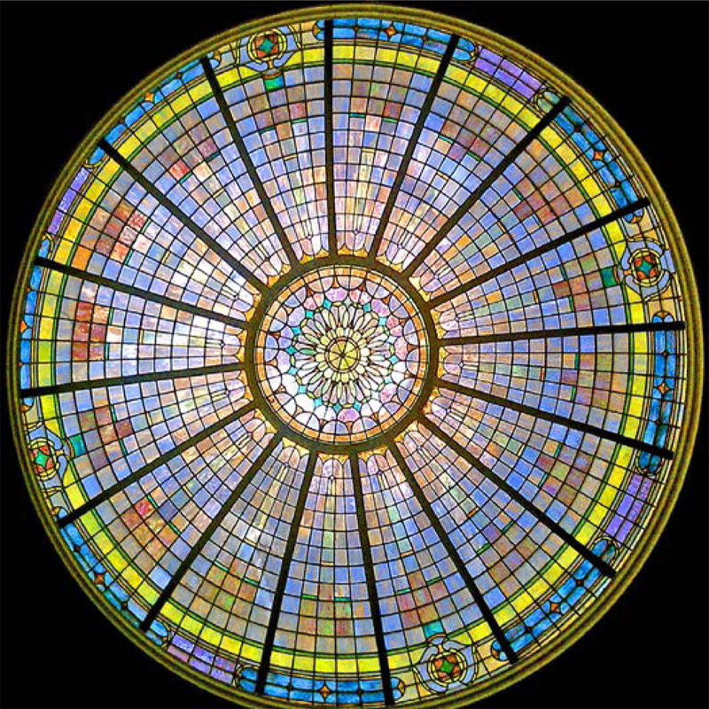 Stained Glass For Ceilings Amp Domes
