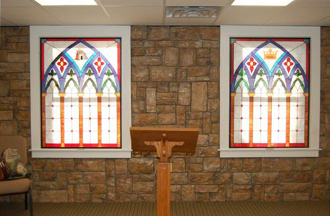 First Baptist Church Stained Glass Inc